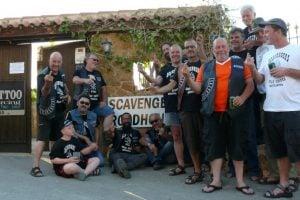 scavengers group photo international