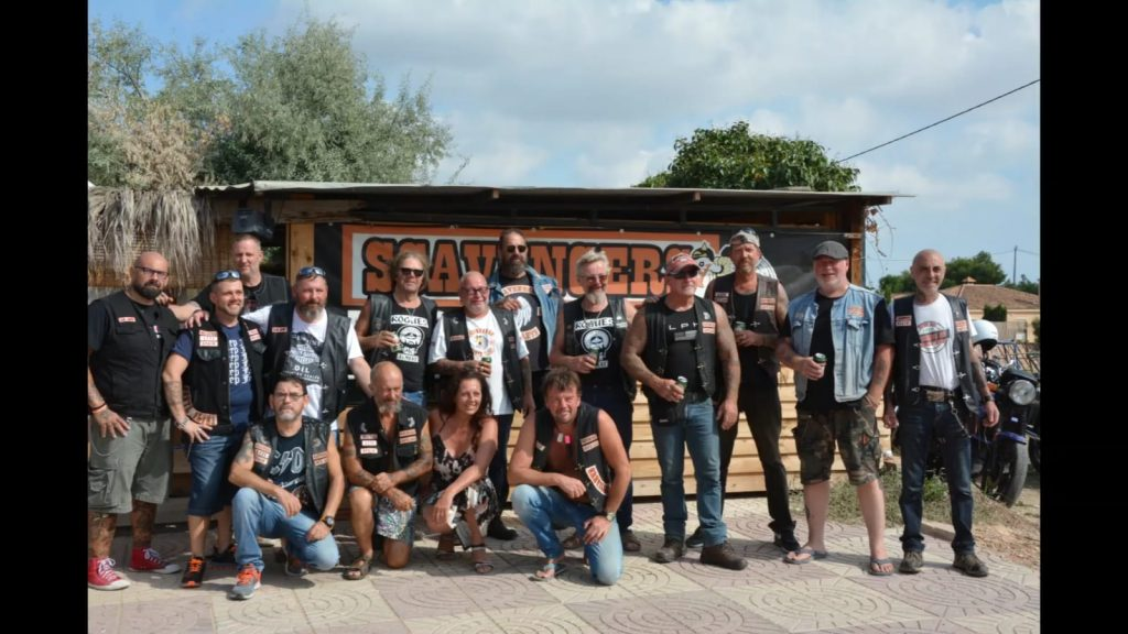 scavengers mc all together 2019